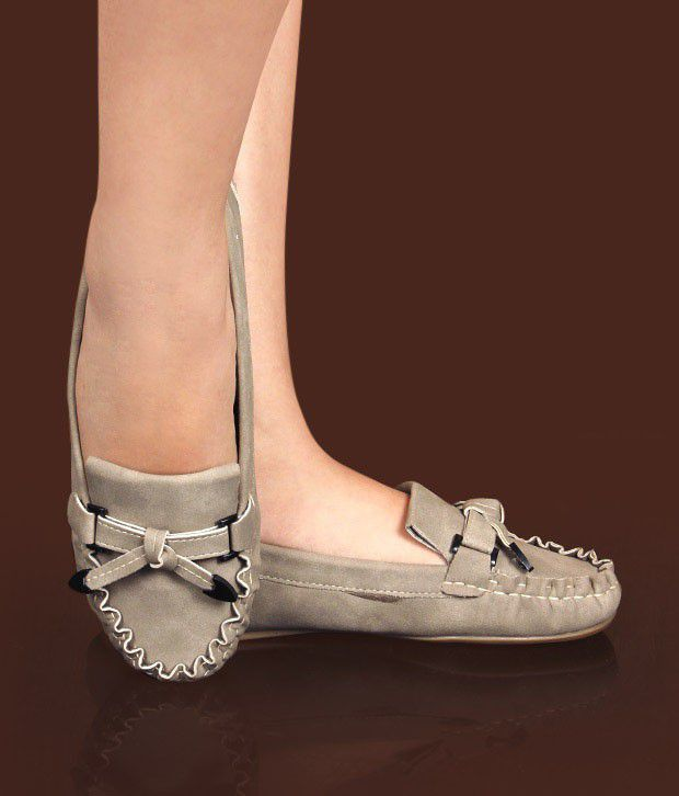 Catwalk Groovy Beige Loafers