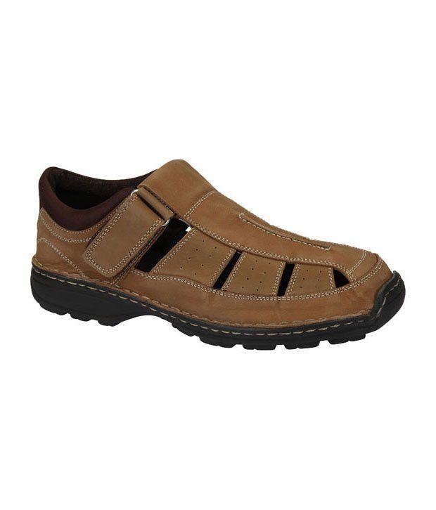 Fermani Active Tan Sandals