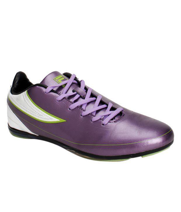 Fila Sturdy Purple & White Sports Shoes