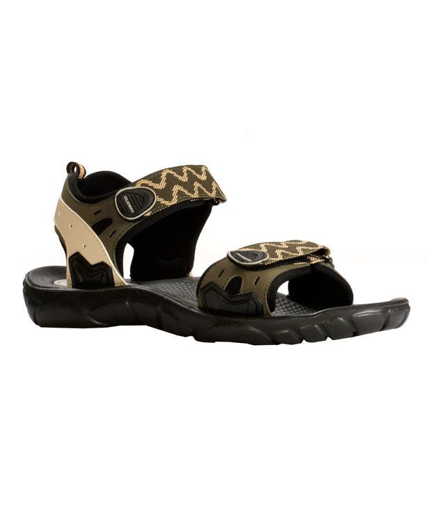 Liberty Gliders Trendy Olive Green Sandals