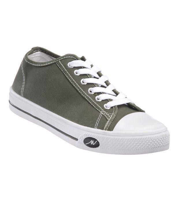 Numero Uno Cool Khaki Sneakers