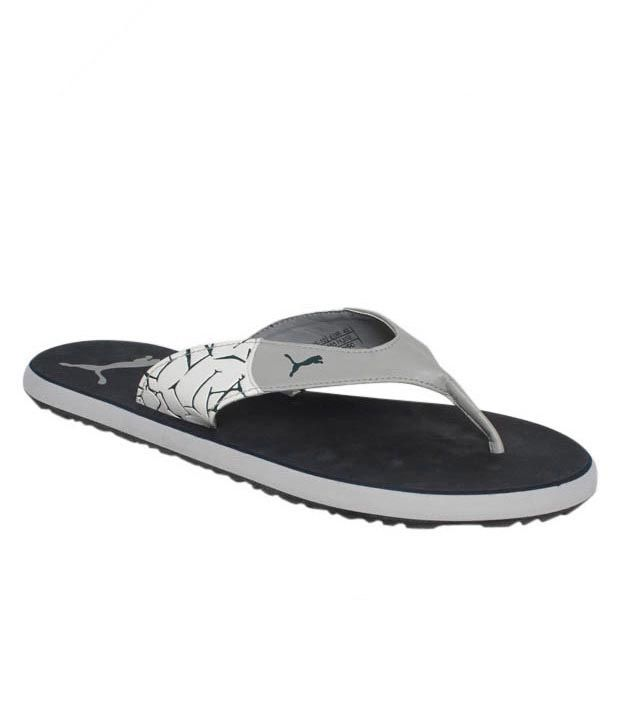 d812645ee836 Puma Grey Slippers Price in India- Buy Puma Grey Slippers Online at Snapdeal