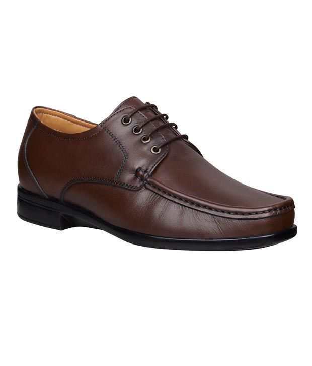 Size  Formal Brown Shoes Men