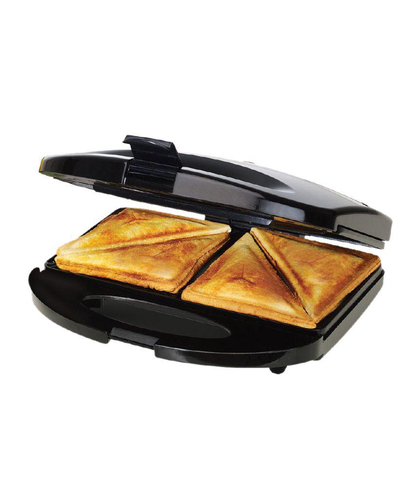 Black Amp Decker Ts1000 2 Sandwich Maker Price In India