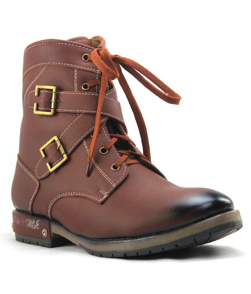 Dziner Boots