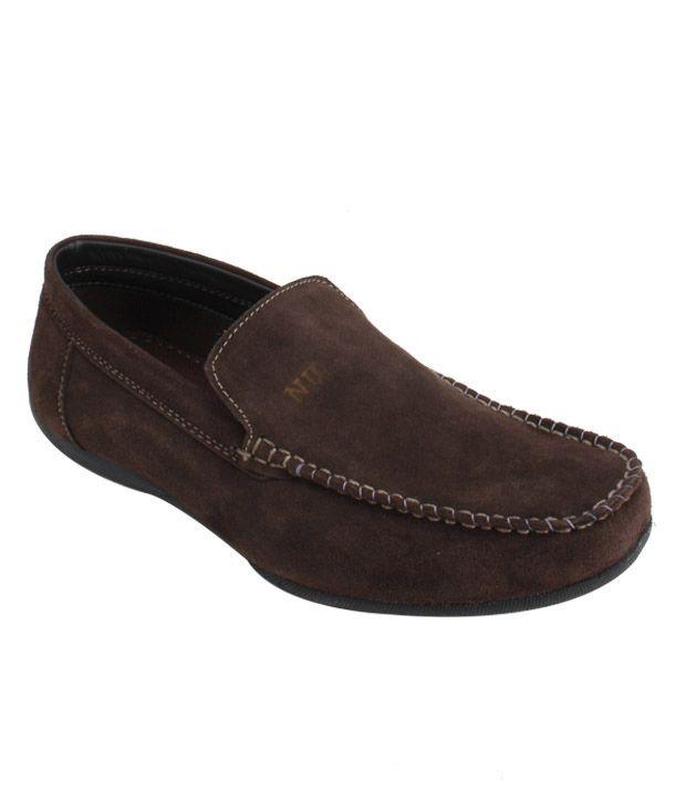 Numero Uno Brown Loafers