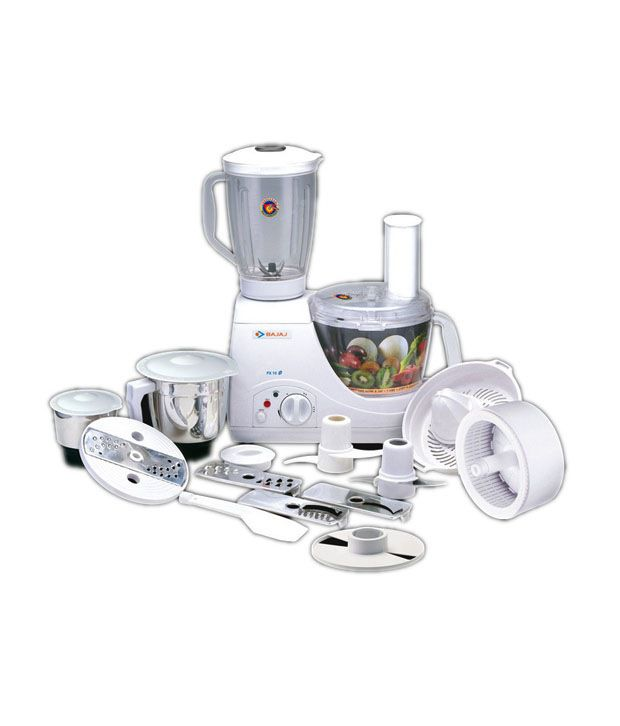 Bajaj Fx 10 Food Processor Price In India Buy Bajaj Fx