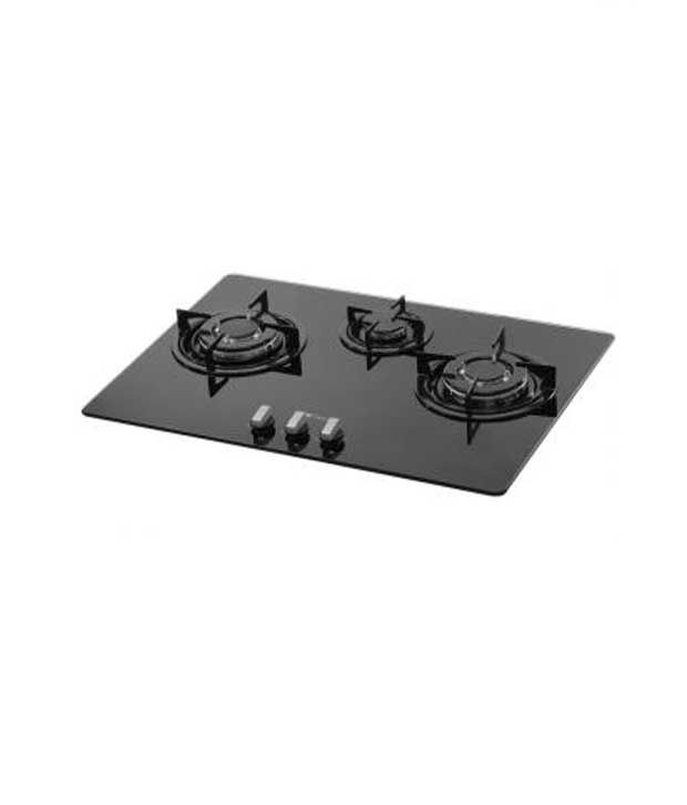 KAFF N703-BG-3B 3 Burner Built in Hob Gas Cooktop