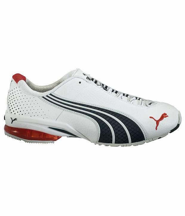 Buy Puma Jago Ripstop White Rust Sport