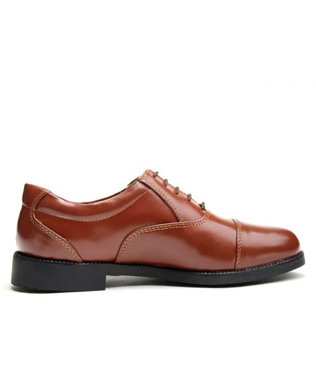 Red Chief Brown Formal Shoes Price in India- Buy Red Chief Brown ...