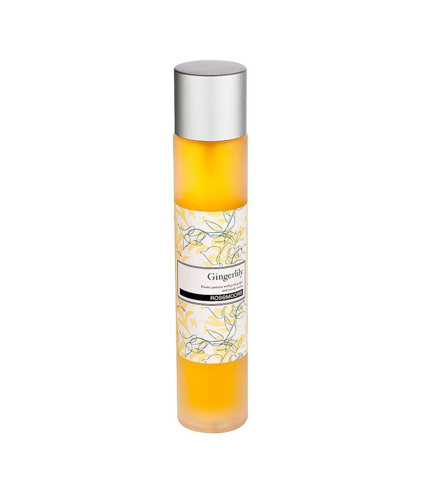 Rosemoore Gingerlily Scented Room Spray - 100 ml