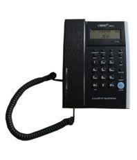 Orpat 3665 Corded Landline phones (Red)