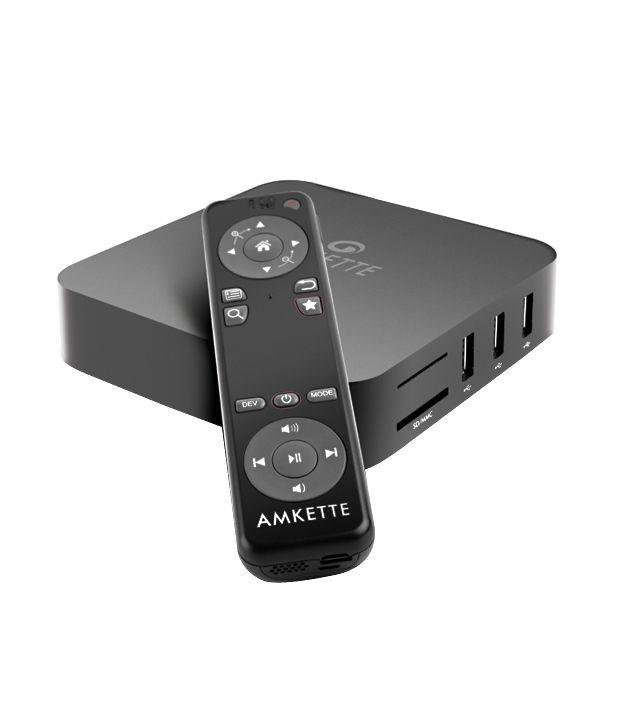 AMKETTE EVO TV