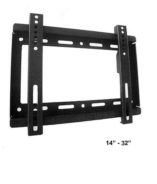 buy maxicom universal flat wall mount for 14 inch to 32. Black Bedroom Furniture Sets. Home Design Ideas