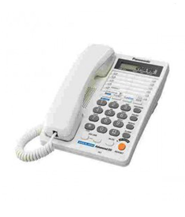 buy panasonic kx t2375mxw corded landline phone white online at rh snapdeal com panasonic kx-t2375mxw service manual panasonic kx-t2375mxw manual