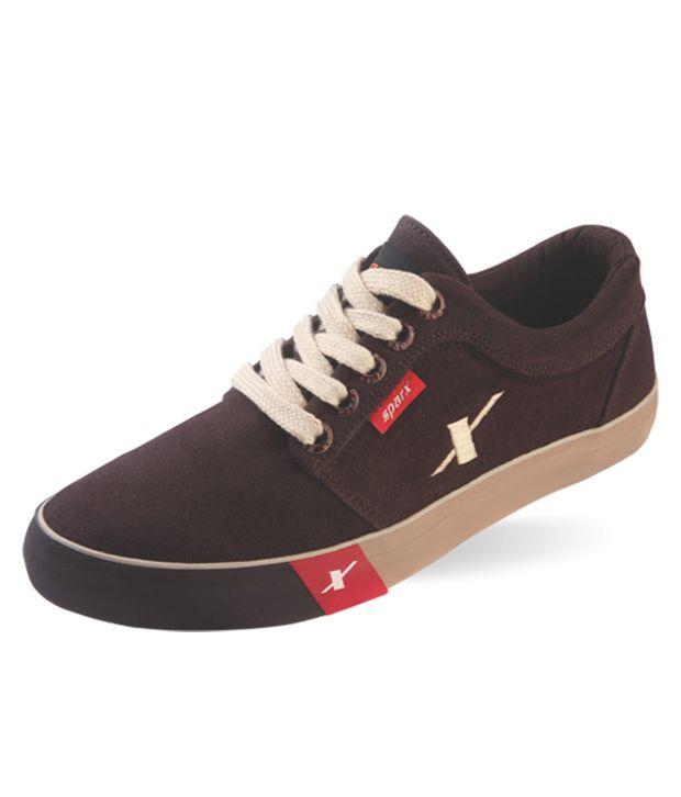 Sparx Brown Sneaker Shoes Buy Sparx Brown Sneaker Shoes
