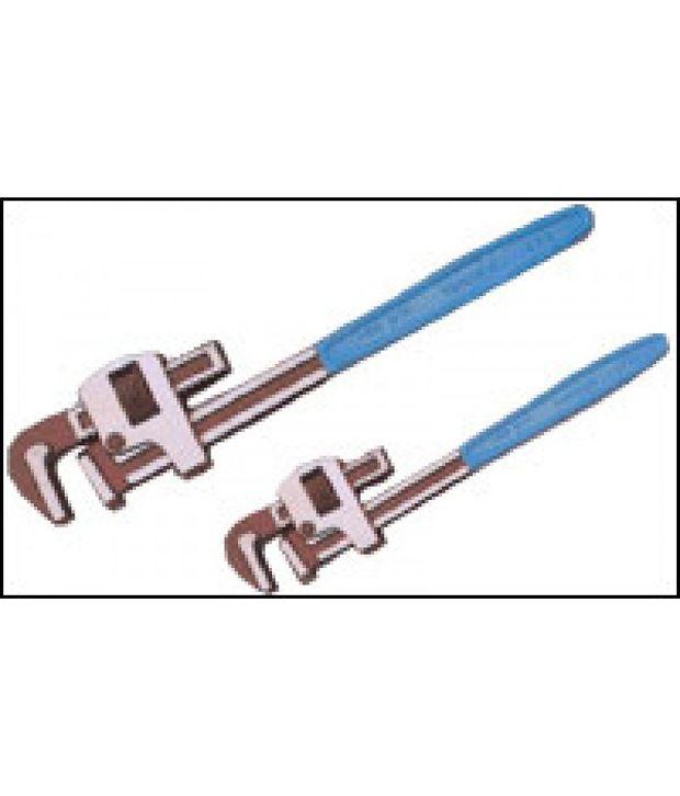 Taparia Pipe Wrench Stillson Type (250) Set of 2 Image