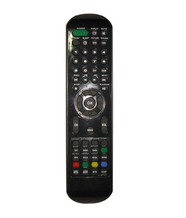 Buy Videocon Mt22 Lcd Remote Online At Best Price In India Snapdeal