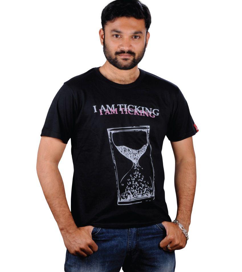 La Crafters I am Ticking T-Shirt