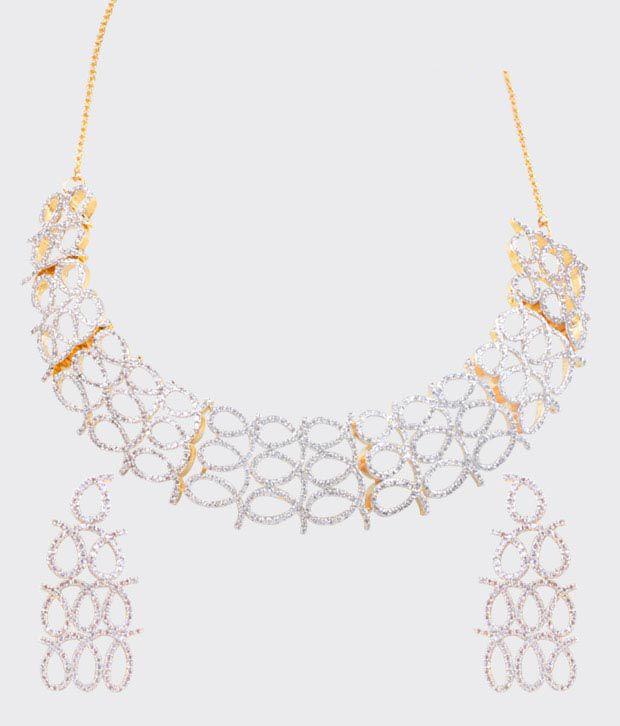 Bani-Thani Gurlz Incredible Necklace Set