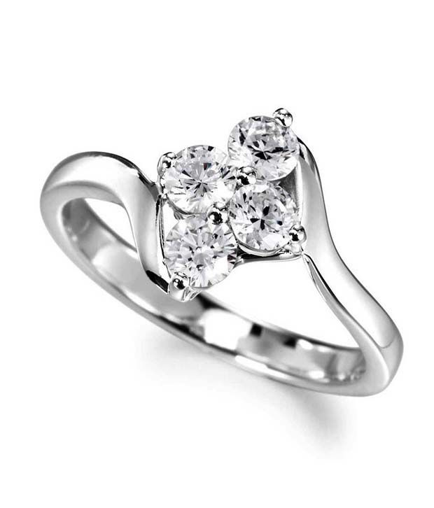 Facetz Gleaming Diamond Ring