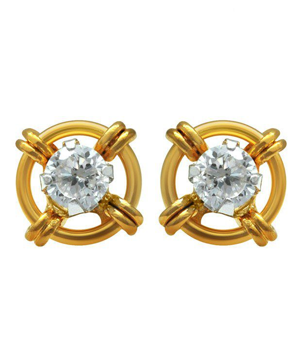 sitric and home brown products online stud champagne house earrings stone