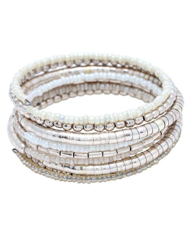 Pari Rose Gold Wire Bracelet