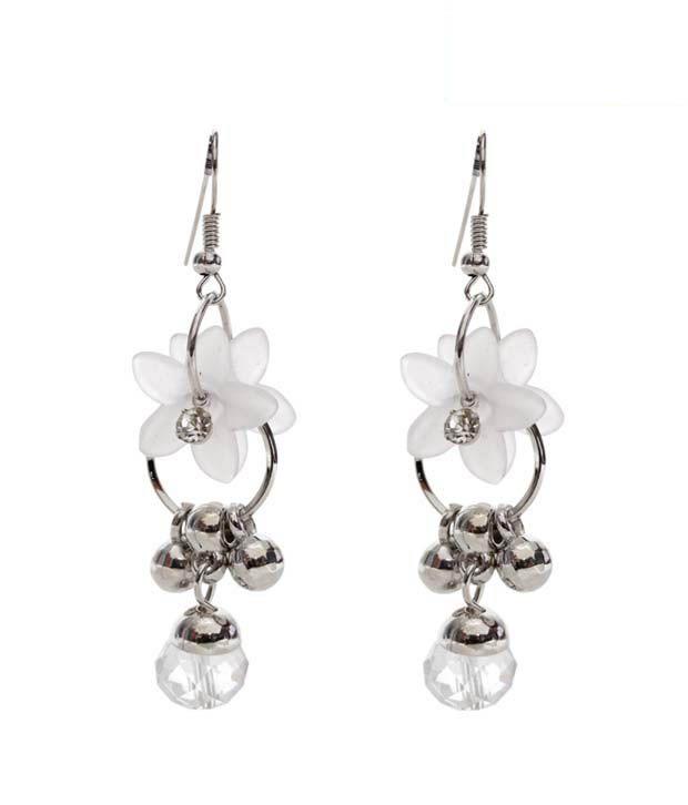 Pretty Woman Floral Designer Earrings