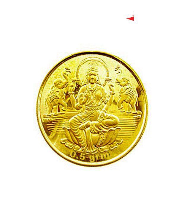 Sparkles 0 5gm Gold Coin
