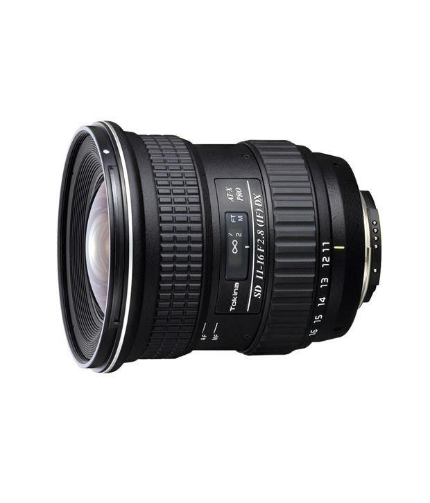 Tokina AF 11-16 mm F/2.8  AT-X116PRODX  C/AF (Canon)