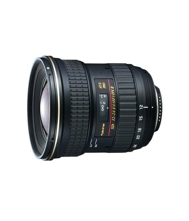 Tokina AF 12-24 mm F/4  ATX-124PRO DXII N/AF (Nikon)