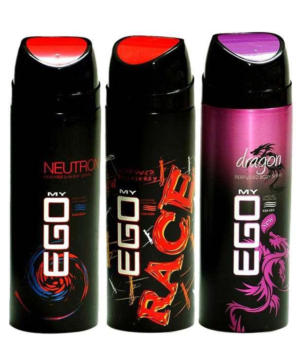 My Ego Men(Neutron, Race, Dragon) 200ml  Each