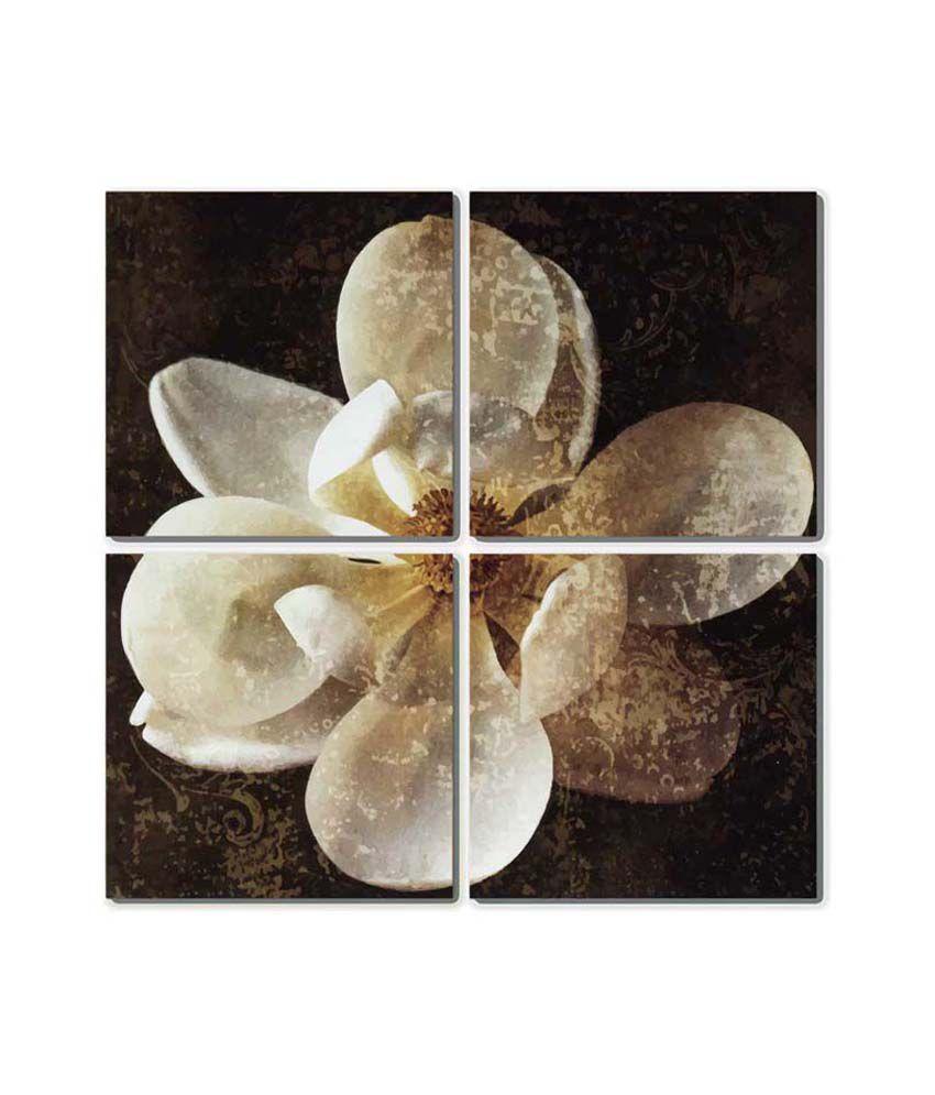 Painting Mantra Magnolia 4 Piece Set