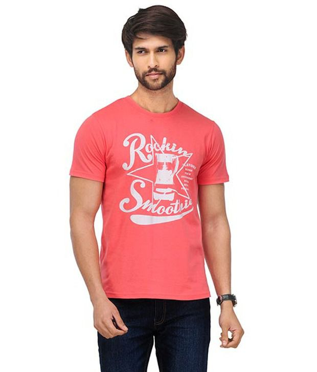 Yepme Pink T Shirt