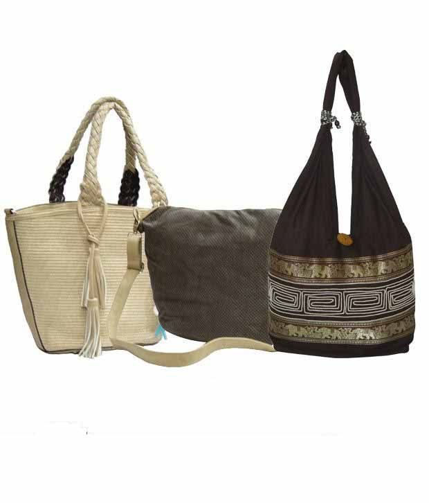 1 To All Bags Stunning Bags Combo With Free Rakhi