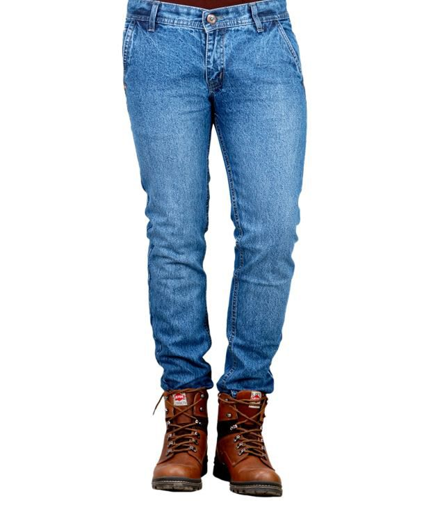 Grav Lee Light Blue Jeans
