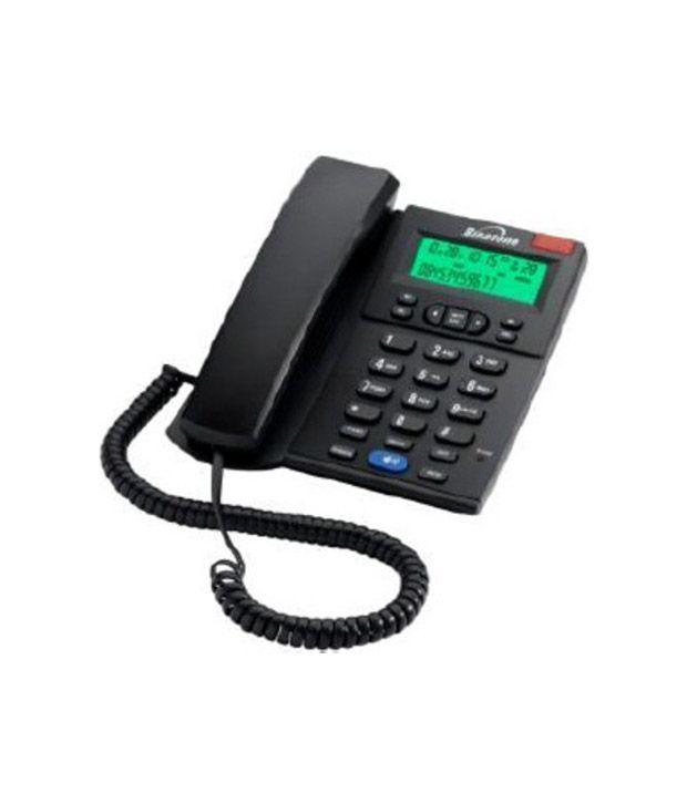 Binatone Concept 711 Corded Landline Phone