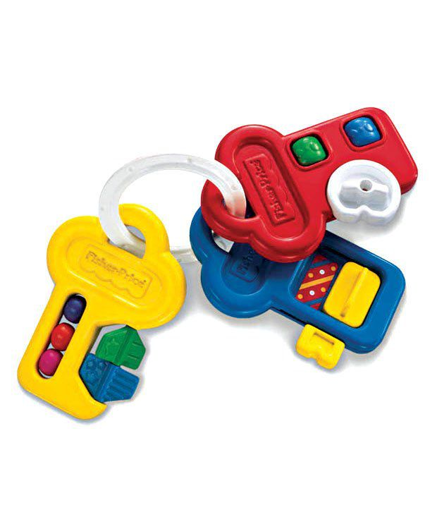 Fisher price activity keys buy fisher price activity for Chaise 4 en 1 fisher price