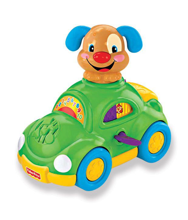 Fisher-Price Laugh & Learn Puppy's kids learning ...
