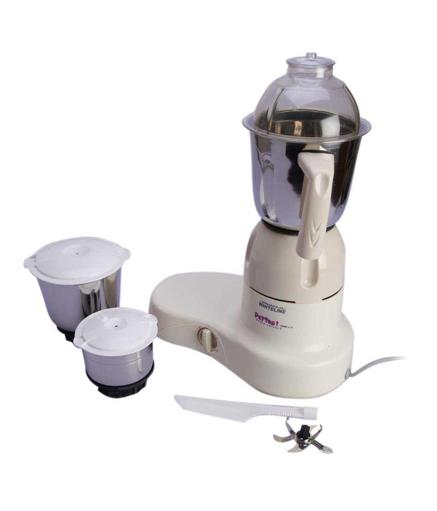 Maharaja Whiteline Mixer Grinder Juicers Price In India