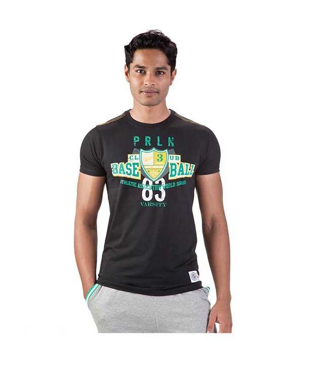 Proline Black T shirt