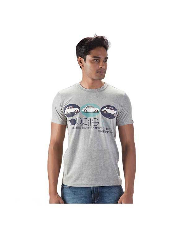 Proline Light Grey T shirt