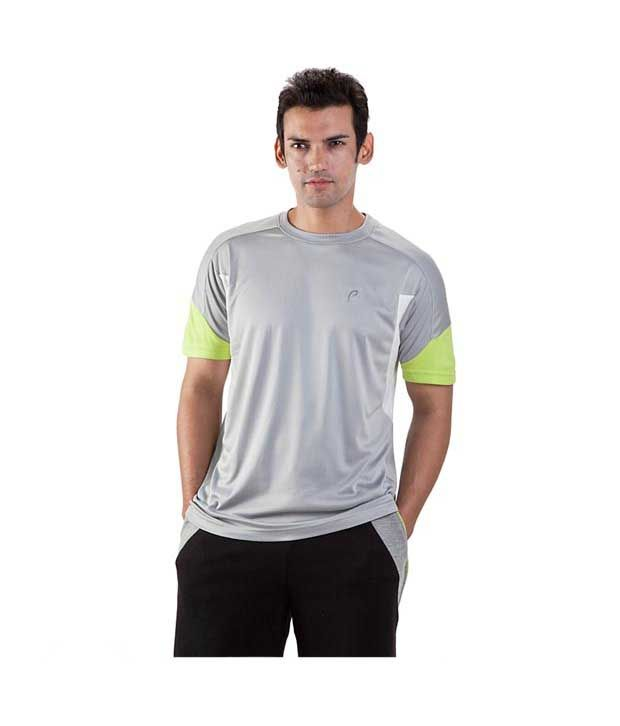 Proline Light Grey T shirt