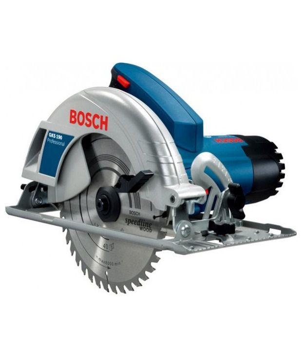 Bosch Hand Held Circular Saws GKS 190