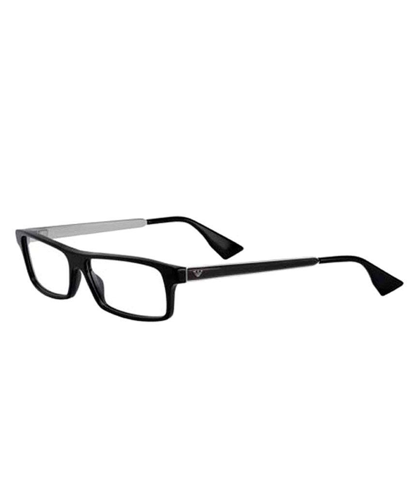 57a30141d5af Emporio Armani Wayfarer EA9735-AQD-52 Unisex Eyeglasses - Buy Emporio  Armani Wayfarer EA9735-AQD-52 Unisex Eyeglasses Online at Low Price -  Snapdeal