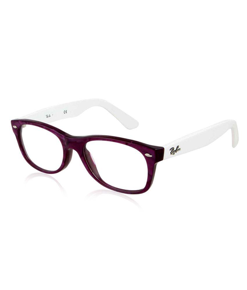 c234827ef23 Ray-Ban RX-5184-2432-Size 50 Wayfarer Eyeglasses - Buy Ray-Ban RX-5184-2432-Size  50 Wayfarer Eyeglasses Online at Low Price - Snapdeal