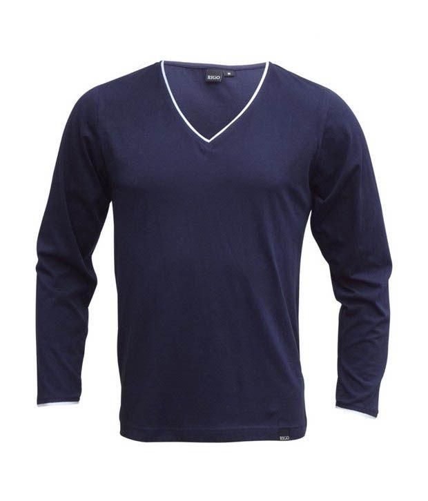 Rigo Blue T-Shirt
