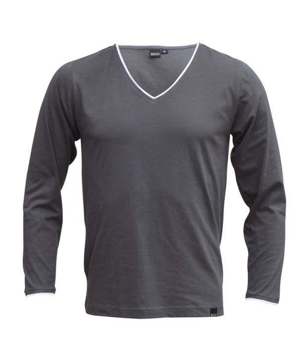 Rigo Grey T-Shirt
