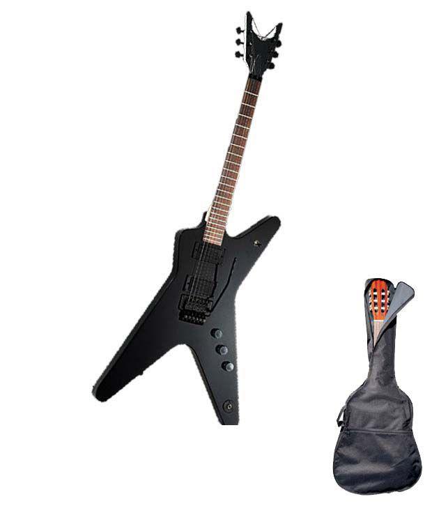 Dean Ml Noir Xt Electric Guitar Buy Dean Ml Noir Xt Electric