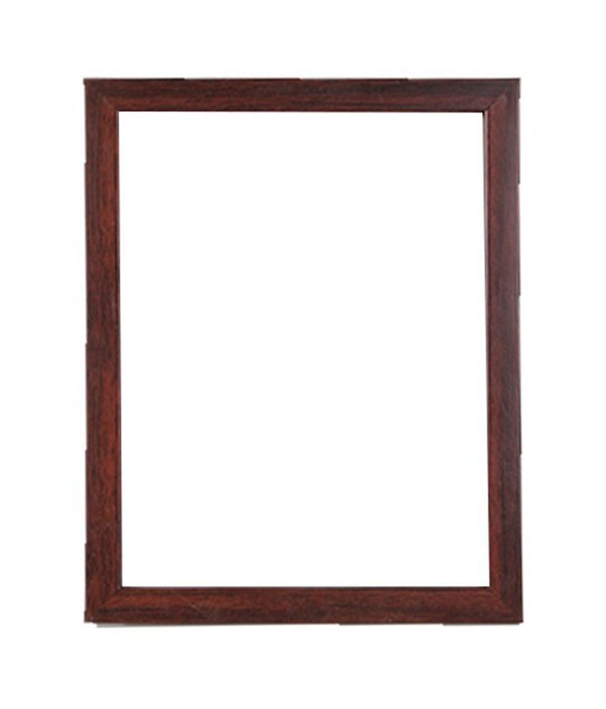 Colophotoshop simple brown photo frame buy colophotoshop for A frame cost